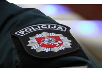 Zarasų rajone vyras pasipriešino ir sudavė policijos pareigūnei