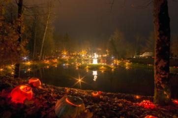 Moliūgų žibintų šviesos Švėkšnoje nušvis anksčiau nei įprastai