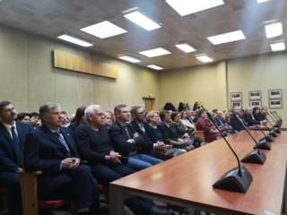 Jurbarko r. savivaldybėje minima Vietos savivaldos diena