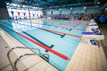 Pirmą kartą Fabijoniškių baseine vyks tarptautinis vandensvydžio turnyras
