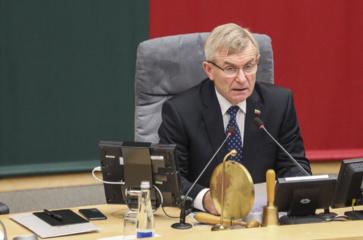V. Pranckietis sureagavo į LRT tyrimą: jeigu tenkino asmeninius interesus, reikėtų kalbėti apie apkaltą