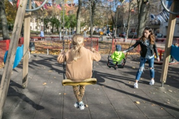 Zona be dūmų: Vilniaus vaikų žaidimų aikštelėse nebeliks rūkalių