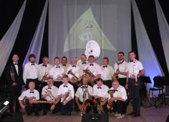 Kalvarijos pučiamųjų instrumentų orkestro 95-erių metų jubiliejaus koncertas