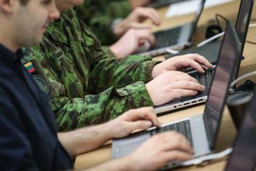 Žiniasklaidos atstovai mokosi atremti kibernetines atakas