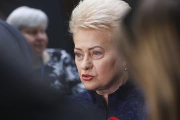 D. Grybauskaitė pakomentavo biudžeto projektą: didinti mokesčius yra klaida