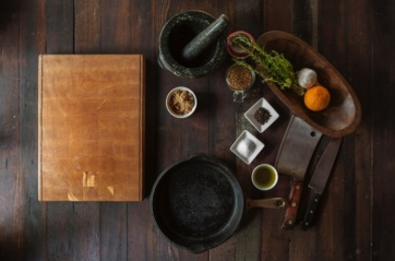 Kaip suderinti virtuvės reikmenis ir interjerą?