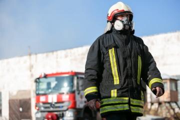 Jonavos rajone degė namas