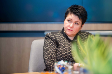 LTOK prezidentė D. Gudzinevičiūtė – žiemos olimpinių žaidynių koordinavimo komisijoje