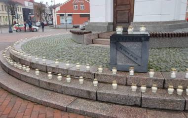 Paminėta Pasaulinė diena žuvusiems eismo įvykiuose atminti