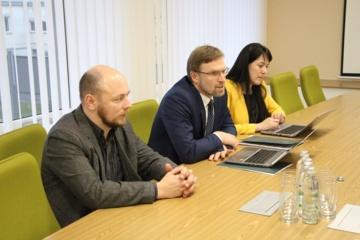 Socialinės apsaugos ir darbo ministras lankėsi Pasvalyje