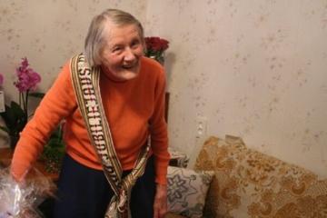 Jurbarko rajono gyventoja šventė 100-ąjį gimtadienį