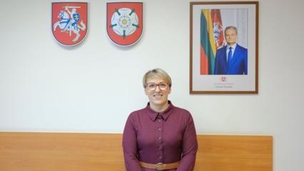 Alytaus Senamiesčio pradinė mokykla turi naują direktorę!