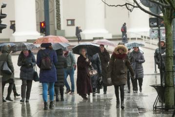 Ateinančios savaitės orai žiemos neprimins