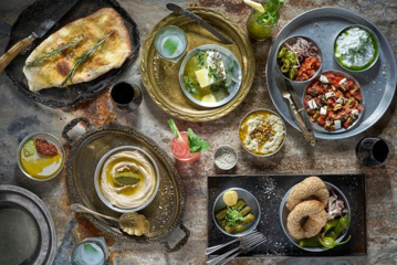 Turkijos virtuvė – ne tik kebabai