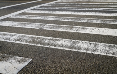 Klaipėdoje gatvių perėjose nukentėjo pėsčiasis ir dviratininkas