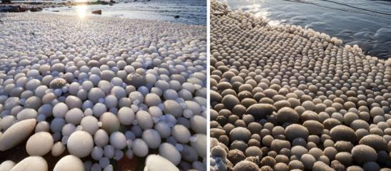 Neįtikėtinas gamtos fenomenas Suomijoje