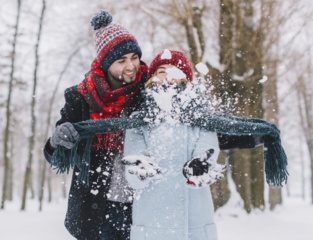 5 įdomūs faktai apie sniegą– netgi buvo bandyta jį uždrausti