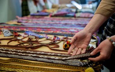 Apdovanoti sėkmingiausi tradiciniai amatininkai