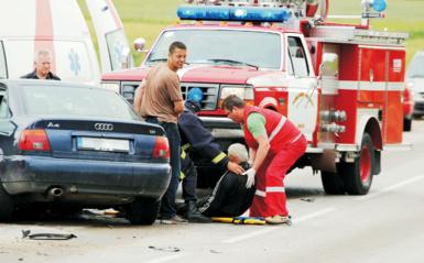 Buvęs VSD pareigūnas dėl avarijos nuteistas laisvės atėmimo bausme