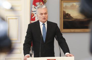 Prezidentas vyks į Europos Vadovų Tarybos sesiją Briuselyje