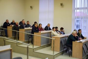 Raseiniuose vyko civilinės saugos savivaldybės lygio funkcinės pratybos
