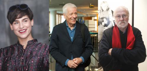 Nacionalinių kultūros premijų laureatai – A. Puipa, A. Grigorian, S. Šaltenis