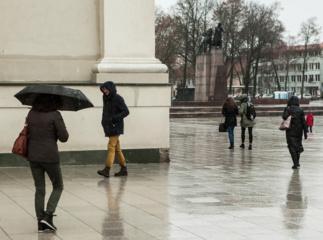Kelininkai perspėja: kai kuriuose Lietuvos rajonuose – šlapdriba