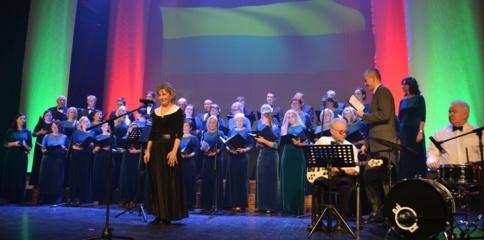 Varėnos rajone Laisvės gynėjų diena paminėta Atminimo žvakutėmis ir laužais, patriotinėmis dainomis ir žygiais