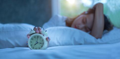 Miego sutrikimai ir jų keliami pavojai – kaip to išvengti?