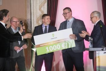"""""""Parateam Lietuva Apdovanojimai 2019"""": paskelbti paralimpinio sporto geriausieji"""