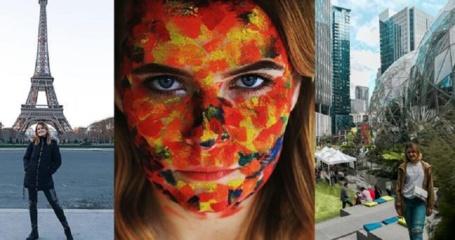 Išgirdusi, ką amerikiečiai kalba apie Lietuvą, klaipėdietė studentė nustebo