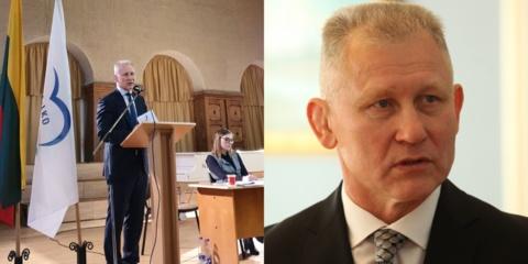 Klaipėdos miesto konservatorių skyriui vadovaus buvęs kariuomenės vadas A. Pocius
