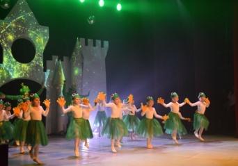 """Vilkaviškio šokių studija """"Šokantys bateliai"""" švenčia šeštąjį gimtadienį"""