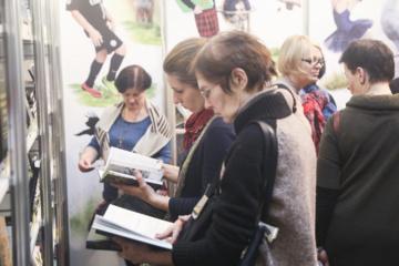 Aptartas dalyvavimas Vilniaus ir kitose tarptautinėse knygų mugėse