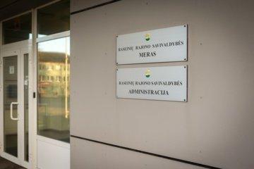Koronavirusas nesutrukdė įvykti Raseinių rajono tarybos posėdžiui