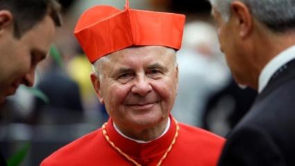 """Kardinolas Sigitas Tamkevičius:  """"Nuolankumas yra gražiausia dorybė"""""""