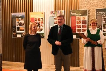 Kultūros centre atidaryta paroda apie Kroatijos paveldą