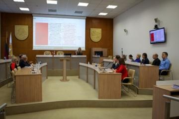 Įvyko darbinis pasitarimas dėl investicinių projektų valdymo