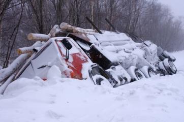 Dažniausios sunkiojo transporto avarijų priežastys