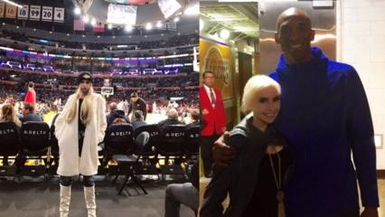 Su Kobe Bryantu bendravusi JAV gyvenanti S. Milinytė pasidalijo jautriu įrašu: tiesiog plyšta širdis