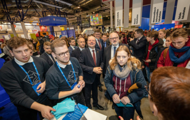 S. Skvernelis: aukštojo mokslo kokybė ir pasiekiamumas yra vienas esminių valstybės prioritetų