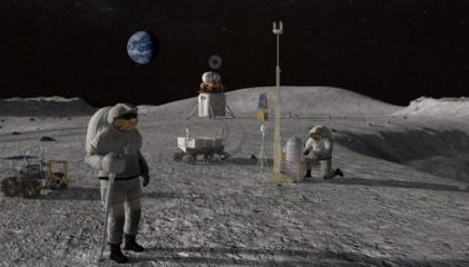 NASA pranešė, kad iki 2024 metų į Mėnulį išsiųs astronautus