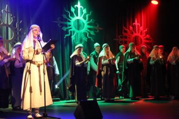 Druskininkiečiai smagiai paminėjo Vasario 16-ąją