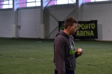 Beisbolo-5 Europos čempionatą pasitinkantis rinktinės treneris trokšta nugalėti