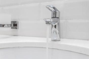 Vasarą fiksuotas mažesnis vandens suvartojimas