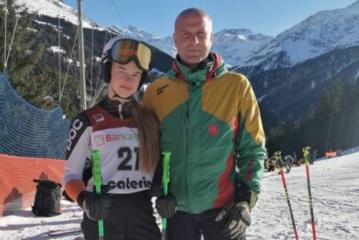 Gabija Šinkūnaitė du kartus tapo Lietuvos čempione