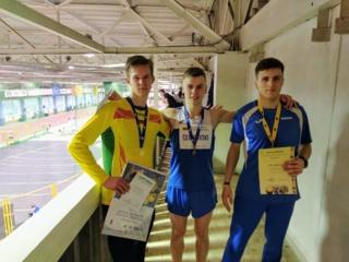 Švenčionių lengvaatlečiai Lietuvos čempionate pirmi