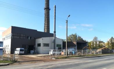 Biokuras pakeis gamtines dujas Pasvalio katilinėje