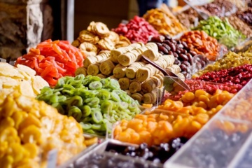 Džiovinti vaisiai - kuo jie mums naudingi?