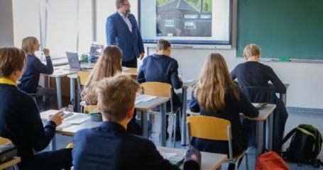 Klaipėdos licėjus pasirengęs naujiems iššūkiams